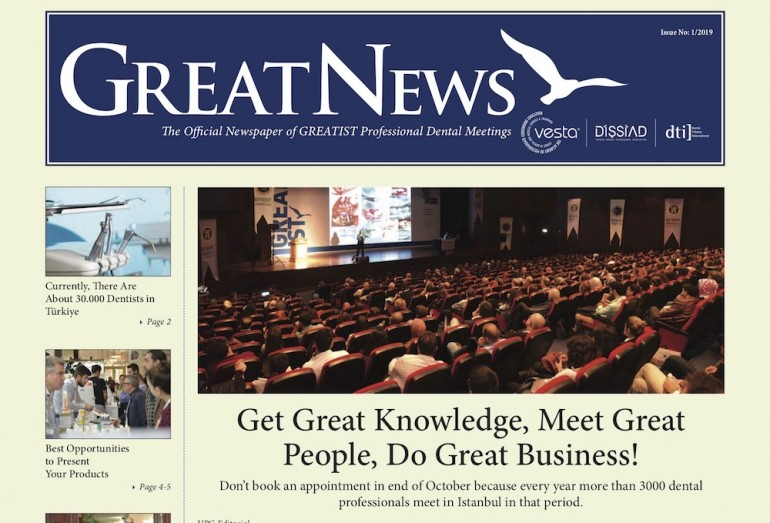 GREATNEWS NEW ISSUE PUBLISHED